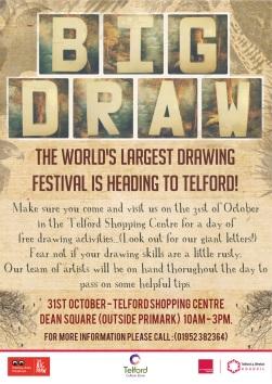 big draw a3 poster