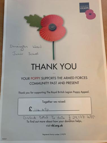 poppy fund raising certificate 2